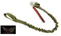 FLYYE 30inch Safety Lanyard(Ranger Grey)