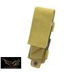 Flyye Knife Pouch AT 1000D CORDURA NYLON (Coyote Brown)