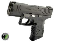 WE XDM-45ACP Compact 3.8 GBB Pistol w/ Grip Cover&Backstrap (BK)