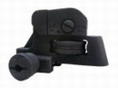 M4/M16 RIS System Quick Detachable Rear Alloy Sight