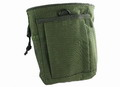 MOLLE Magazine DROP Gear Tactical Pouch Bag - OD