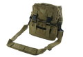 2-Ways Plenty of Large-Pouch Tactical Bag - Coyote Brown CB