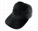 SWAT Baseball Cap with Velcro Attachment -BK