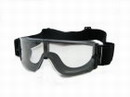 Anti-Fog Tactical T1 X800 Ballistic Goggle