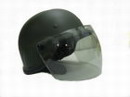 SWAT M88 PASGT Kevlar Tactical Helmet with Visor - Olive Drab
