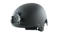 US IBH Assault Army Tactical Helmet with NVG Mount -Black