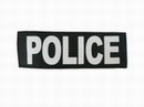 POLICE Velcro Patch - 290x95mm