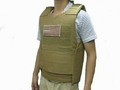 US SF/SO Armor Plate Tactical Vest - Coyote Brown CB