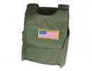 US SF/SO Armor Plate Tactical Vest - OD