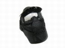 VER II Protect Tactical Slice Len Skirmish Full Mask w/Neck