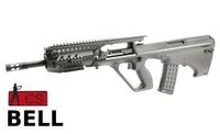 Bell AUG Bullpup AEG Rifle with Metal RAS (Black)