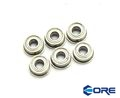 CORE 7mm Ball Bearing (6 pcs set)