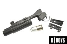 DBOY 3in1 BIM203 Grenade Launcher w/ Grenade Package (Short)