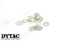 DYTAC Stainless Steel Precision Shim (10x 0.1/0.3/0.5 mm)