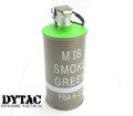 DYTAC Dummy M18  Decoration Smoke Grenade (Green)