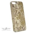 Eagle Force iPhone 5 Polymer Case - Digital Desert