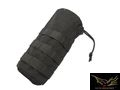 FLYYE MOLLE Water Bottle Pouch (Black)