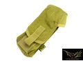 FLYYE Cordura Single AK Pouch (Khaki)