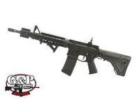 G&P Metal Magpul PTS Battle Rifle AEG (Black)