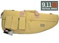 "9.11 29"" Tactical Rifle Case Gun Bag (Coyote Brown)"