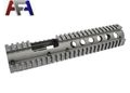 Army Force Metal 270mm M4 Carbine Quad Rails Handguard