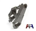 Army Force Metal M4/M16 Folder Front Sight -Black