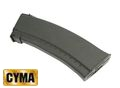 CYMA Hi-Cap 500rd Magazine for AK74 AEG (Black)