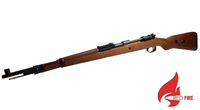 Red Fire Real Wood Kar98K Gas operated Bolt action Rifle