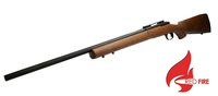Red Fire Real Wood M700PSS Gas Bolt action Sniper Rifle