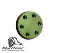 Warbear Aluminum Piston Head - Green