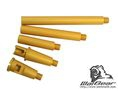 Warbear Outer Barrel Set for M4 AEG/WA M4 GBB (Gold)