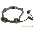 Z Tactical Z045 Throat Mic Adapter for Z029 – Olive Drab