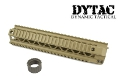 "DYTAC Metal Invader Rail System 11"" for M4 (Dark Earth)"