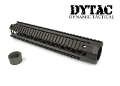 "DYTAC Metal Invader Rail System 12"" for M4 (Black)"