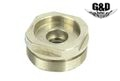 G&D Metal Cylinder Head for G&D DTW Cylinder Unit