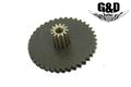 G&D Helical / Sun Gear for G&D DTW Gear Box