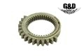 G&D Internal Sector Gear for G&D DTW Gear Box