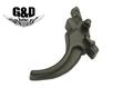 G&D Metal Trigger for G&D M4 DTW Series