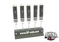 G&P Precision Screwdriver Set (HEX, 5 pcs)