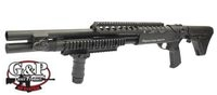 G&P Metal M870 Long Entry RAS Shotgun (Black)