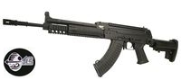 Jing Gong Metal AK KTR Assault Rifle EBB (Black)