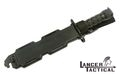Lancer Tactical Dummy M9 Bayonet Knief (Black)