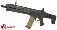 Magpul PTS Masada AKM CQB AEG Assault Rifle (Black)