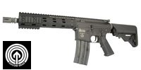 "SOCOM Gear Licenced Daniel Defense M4 MFR 9"" AEG (Black)"