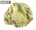 SWAT Nylon MICH 2000 Helmet Cover with Pocket (Muiltcam)