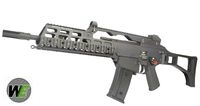 WE Polymer 999 RAS Assault Rifle AEG (Black)