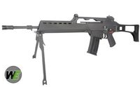 WE Polymer Frame 999E Assault Rifle AEG (Black)