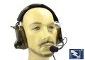 Z-Tactical Z041 Zcomtac II Headset (Woodland OD)
