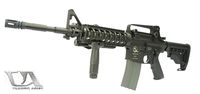 Classic Army Metal M15A4 RIS AEG Assault Rifle New Ver. (Black)