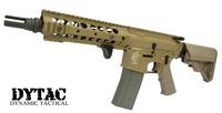 "DYTAC Metal Combat Series M4 UXR III 8"" AEG (Dark Earth)"